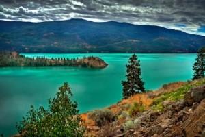 Kalamalka Lake, Vernon BC